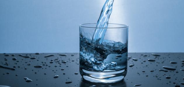 الماء الفاتر والكرش