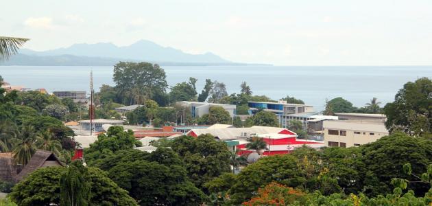 ما هي عاصمة جزر سليمان