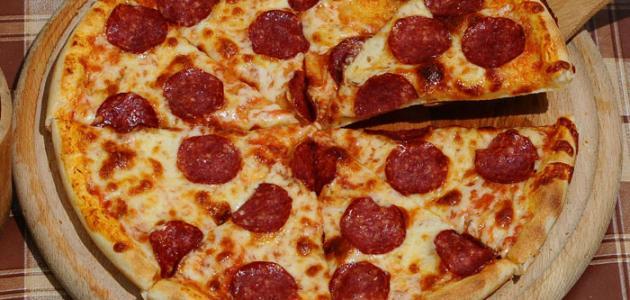 كيف أتعلم طبخ البيتزا