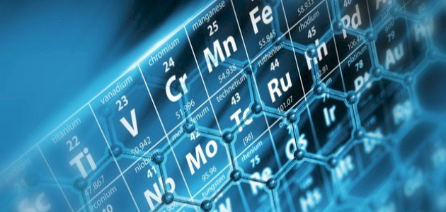 تكافؤات العناصر الكيميائية