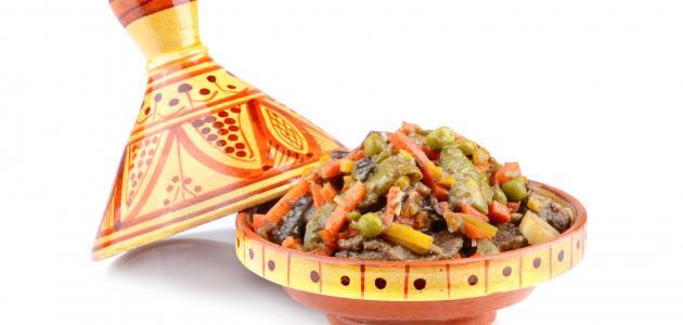 كيفية طبخ الطاجين التونسي