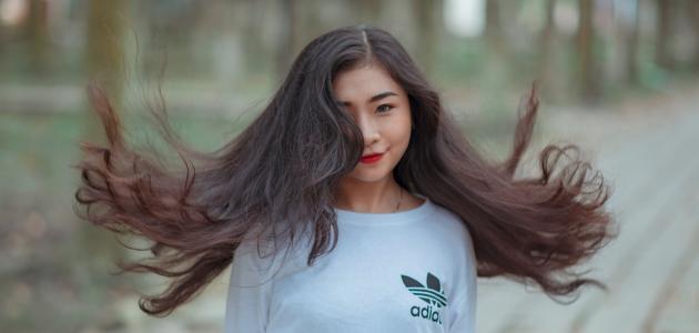 كيفية تطويل وتنعيم الشعر