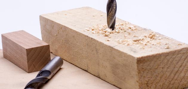أدوات حفر الخشب