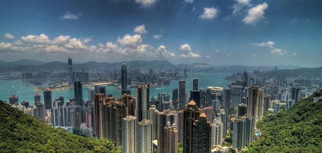 ما هي عاصمة هونغ كونغ