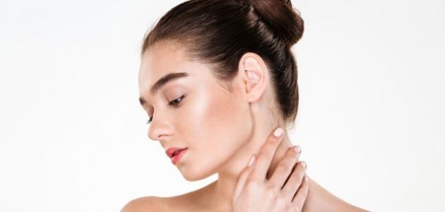 كيفية تشقير شعر الوجه طبيعياً