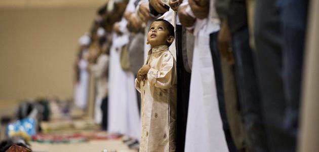 حكم البسملة في الصلاة