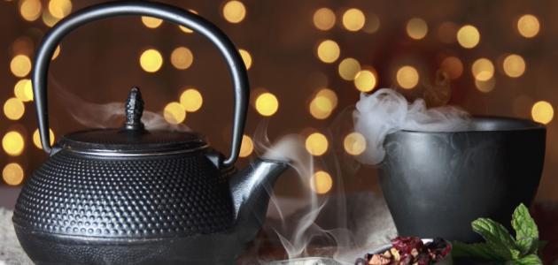 كيفية تنظيف براد الشاي من الداخل