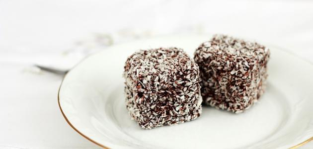 طريقة عمل كيكة الشوكولاته بجوز الهند