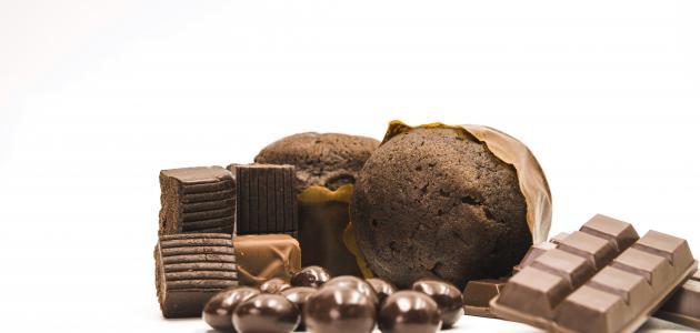 طريقة عمل كب كيك الشوكولاته بدون بيض