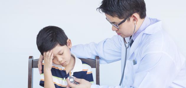 كيفية علاج نزلات البرد عند الأطفال