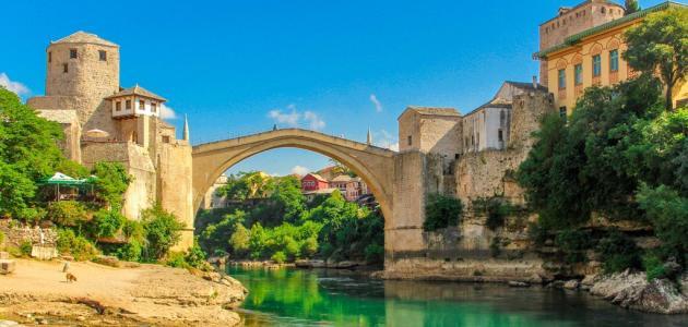 أين تذهب في البوسنة