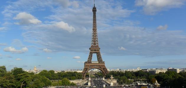 لماذا تم بناء برج إيفل
