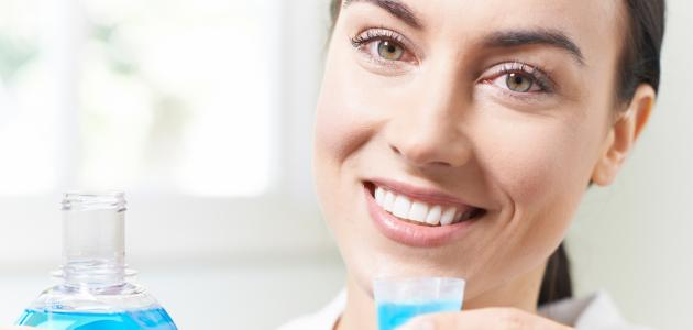 كيفية نظافة الأسنان
