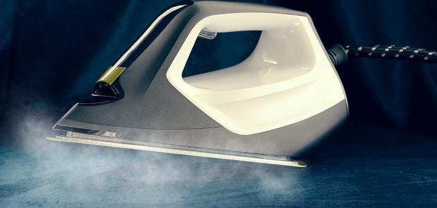 كيفية تنظيف المكواة البخارية