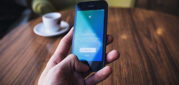 كيفية النشر على تويتر