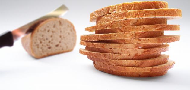 كم يحتوي رغيف الخبز على سعرات حرارية