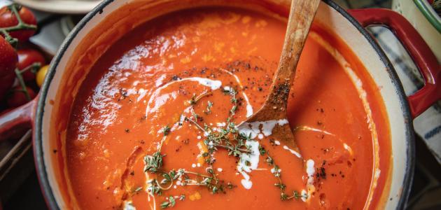 طريقة عمل صوص الطماطم للأرز