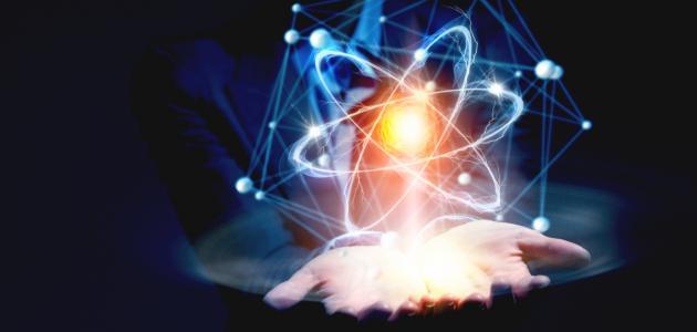 تعريف الذرة ومكوناتها