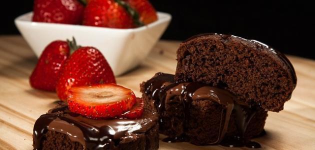 طريقة عمل صوص كيكة الشوكولاته