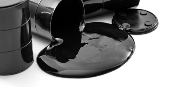 ما هو لون النفط