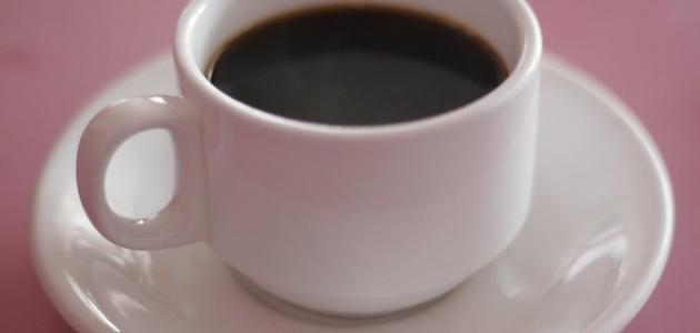 كم يحتوي فنجان القهوة من الكافيين