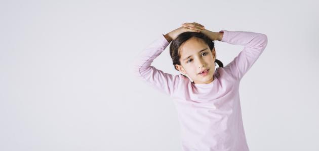 أعراض وقوع الطفل على رأسه