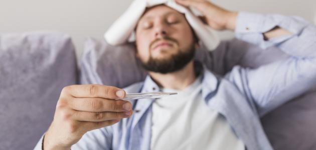 أعراض التهاب الدم البسيط