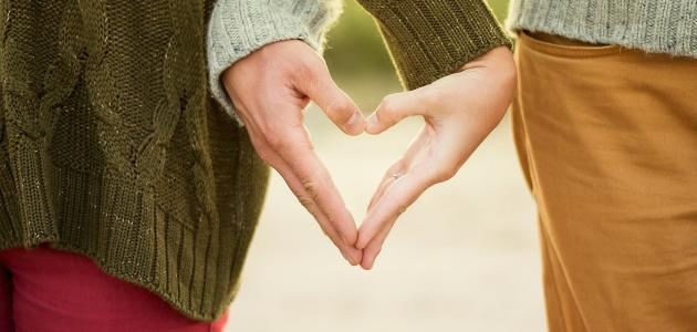 أشعار الشوق والحب