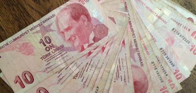 اسم العملة التركية