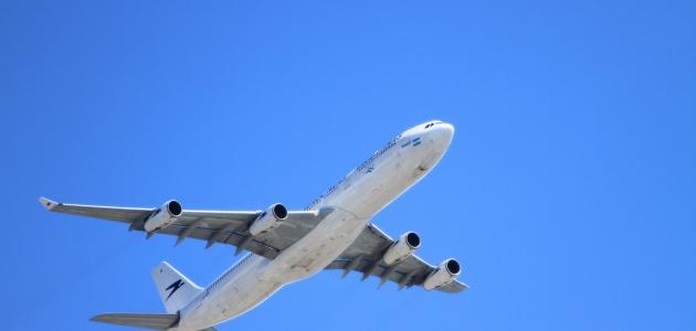 ما هي سرعة الطائرة
