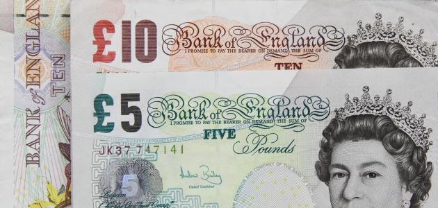 ما هي عملات بريطانيا