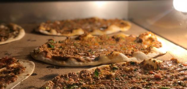 تحضير فطور لبناني