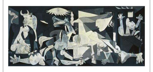 62ab6c724 ما هي أشهر لوحة للفنان بيكاسو - موضوع