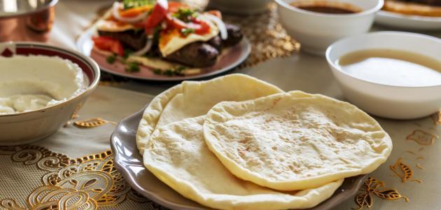 طريقة الأكل الصحيحة في رمضان