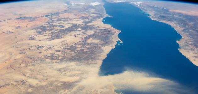 ما هو طول البحر الأحمر