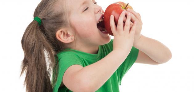 أطعمة تفتح شهية الأطفال