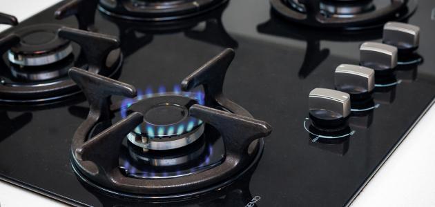 كيفية تنظيف رؤوس الغاز