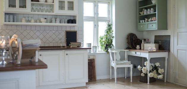 كيفية تنظيف حوائط المطبخ