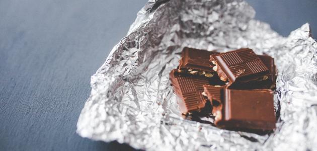 طريقة عمل شوكولاتة