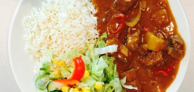 طريقة عمل صوص بجانب الأرز