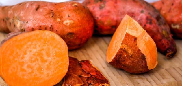 ما فائدة البطاطا الحلوة