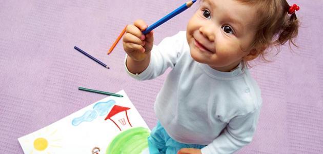اكتشاف مواهب الطفل المبكرة