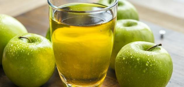 طريقة عمل عصير التفاح في الخلاط