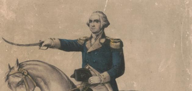 ما هو أول رئيس أمريكي