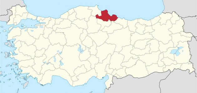 ما هي محافظات تركيا