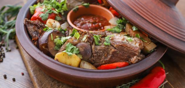 أطباق الأعراس الجزائرية