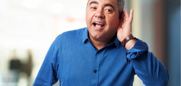 ما علاج ضعف السمع