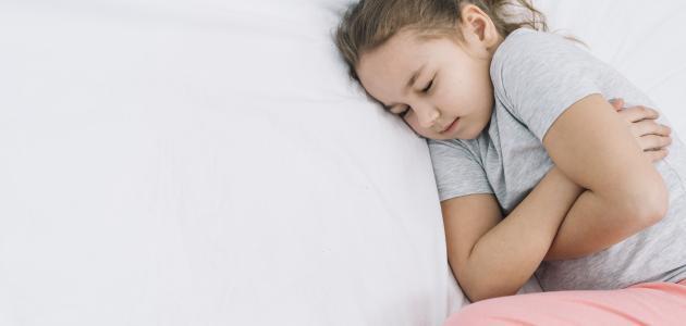 ما علاج مغص البطن عند الأطفال