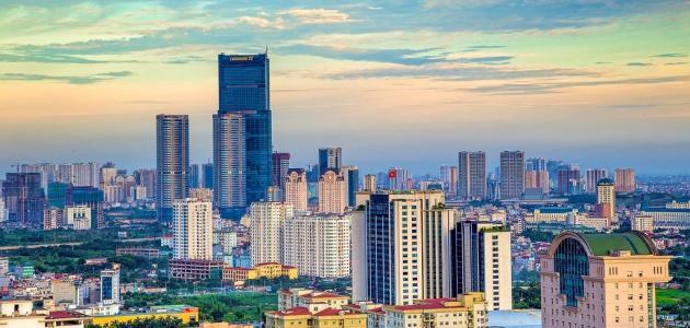ما هي عاصمة الفيتنام