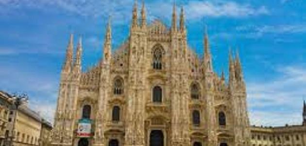 أهم المعالم السياحية في ميلانو
